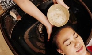 Easy Method To Wash Your Hair With Rye Flour!